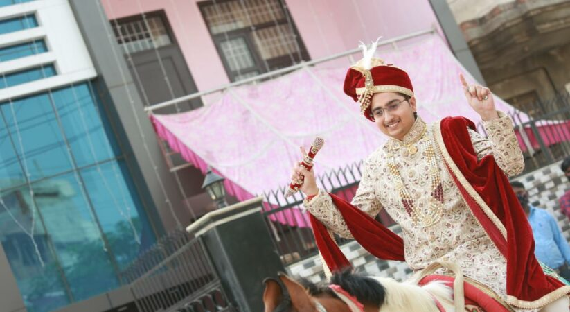 Indian Youth icon Atul Kishan Sharma Is Now A Married man