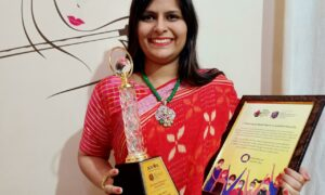 "Meet ""Nimisha Bansal"", An educator who believes in education and personality development for all."