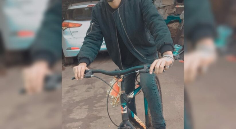 Innovator of solar cum electric bicycle- Indrajeet Singh( Youngest Entrepreneur)