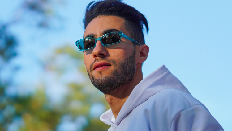 Versatile Male Model Youssef Taha shares what qualities can get you on Top