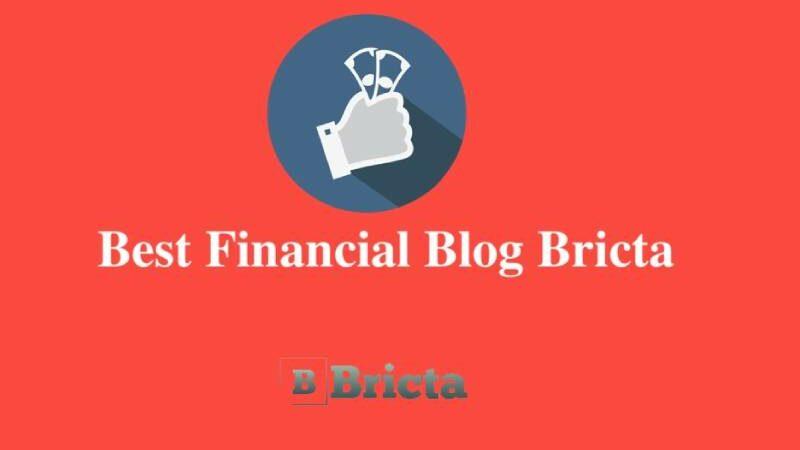 Best Financial Blog Bricta