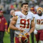Philadelphia Eagles sign Ryan Kerrigan to 1-year contract