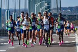 New York City Marathon to come back on Nov. 7 with a field of 33,000 runners