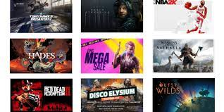 "Epic's ""Mega Sale"" gets back with huge loads of discounts on eminent PC games"