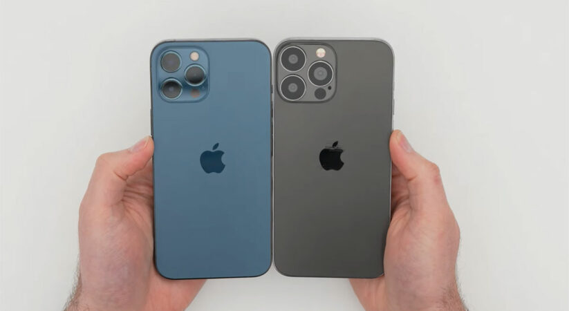 iPhone 13 series will be somewhat thicker and with bigger camera knocks