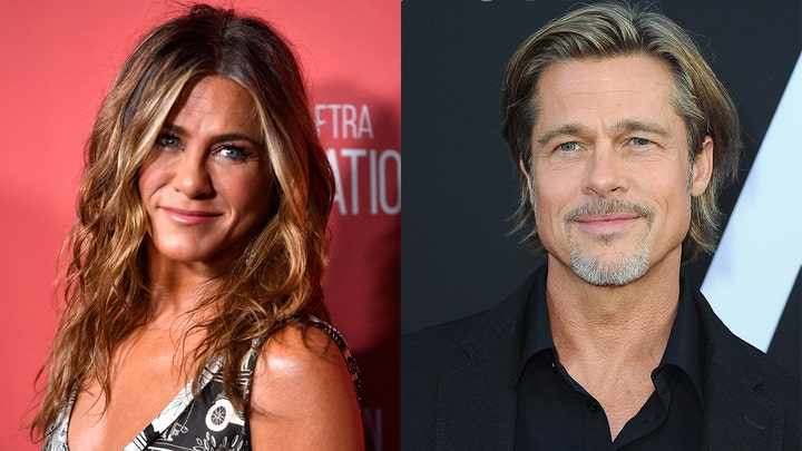 Jennifer Aniston says Brad Pitt was a number one favorite 'Friends' guest star