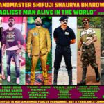 The famous Controversy of Grandmaster Shifuji Shaurya Bhardwaj. Commandos Mentor or Not?