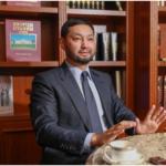 Where does Kenes (Kenges) Rakishev stands in Kazakhstan's Forbes list?