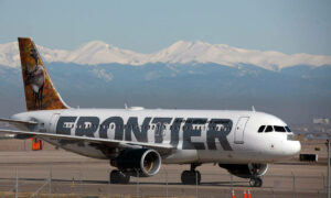 Frontier Airlines reports 5 new nonstop routes through McCarran International Airport Las Vegas
