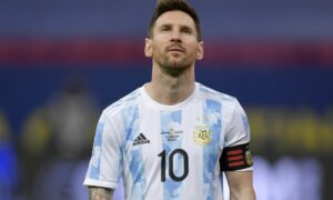 Lionel Messi, and Argentina through will Copa América quarterfinals with prevailing upon Paraguay