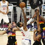 Paul George assists the Los Angeles Clippers with remaining alive with an epic appearance in Game 5