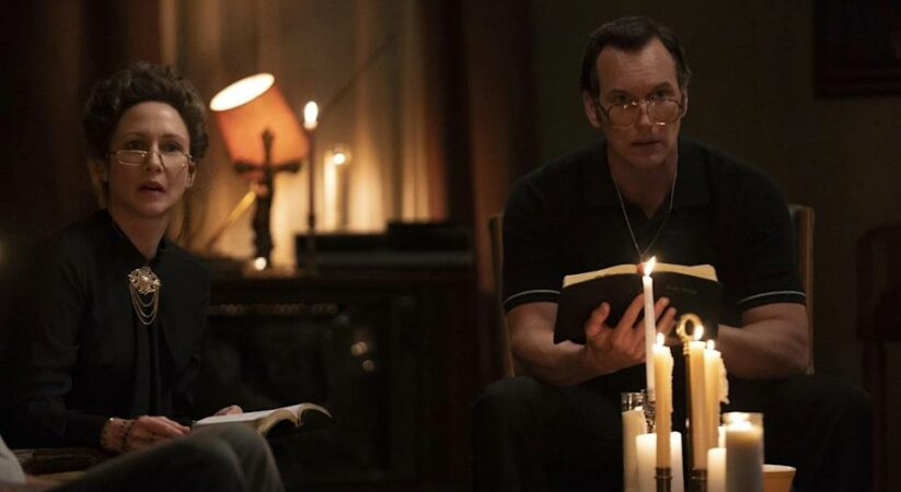 The horror film 'Conjuring' gets a North America box office lead