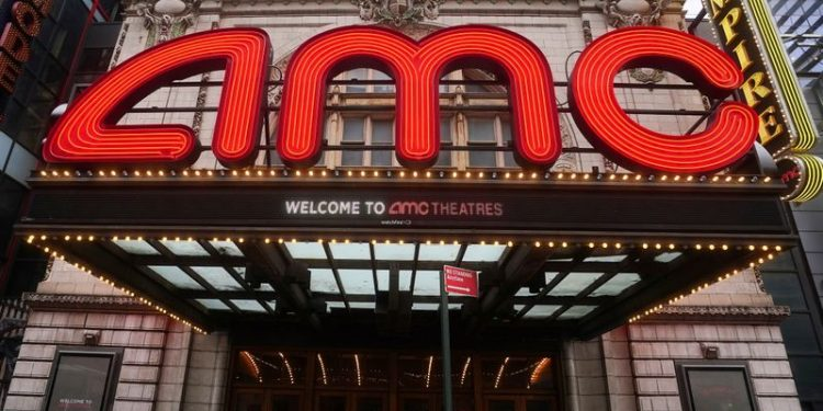 TD Ameritrade restricts trading on AMC Entertainment
