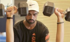 Celebrity Fitness Trainer Omkar Shewale is back in business post lockdown