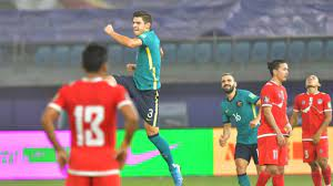 Socceroos destroy Nepal 3-0 in World Cup qualifier to score seven straight successes