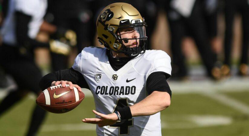 Colorado Buffaloes beginning QB Sam Noyer enters transfer portal