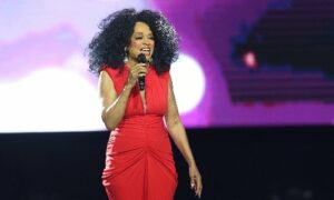 Diana Ross reports first new album in 15 years called Thank You