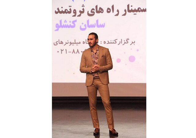 Sound making and examining the process of producing a good voice from the perspective of Sasan Keneshlou, a famous Iranian singer and musician