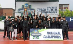 Georgia hires national title-winning track mentor Caryl Smith Gilbert, the first woman to mentor Bulldogs men