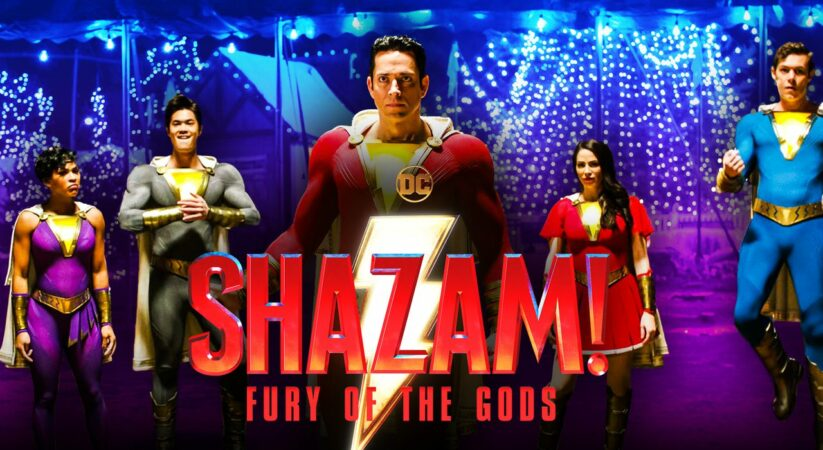 'Shazam! Fury of the Gods' teaser uncovers the first footage from the superhero sequel
