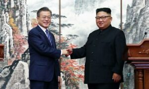 South and North Korea reestablish hotline following a year on hold