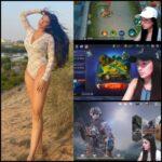 Sexy Gamer in Philippines meet Princess Khayzel