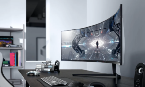 Samsung's 49-inch mini LED gaming monitor will sell for $2,500