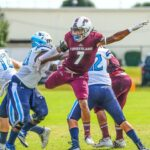 What makes you a skilled football player? Cumberland's Jonquall Carrothers gives insight on the subject.