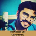 Yash Soni makes it to be one of THE CHOSEN ONES by AwardsArc.