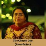 Aafreen Zafar is one of THE CHOSEN ONES by AwardsArc.