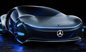Mercedes-Benz going all-electric by 2025