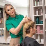 Top Blonde Expert Ajkune Ahmetaj disclosed Secrets to Becoming a Successful Hairdresser