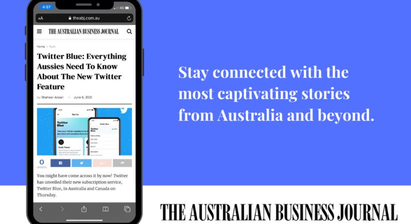 The Australian Business Journal Is Revolutionising Australian News