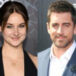 Shailene Woodley clarifies what excited her and Aaron Rodgers to report their engagement